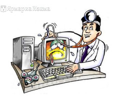 Ремонт и установка операционной системы