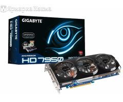 GIGABYTE HD7950(R9 280) мод. под СВО