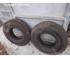 Новая резина шины Я-245 (8.40-15 215/90-15) на УАЗ колеса с камерами