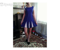 Модное платьеце