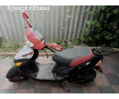 Продам скутер Wiper Vind