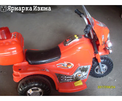 мотоцикл на электроаккомуляторе