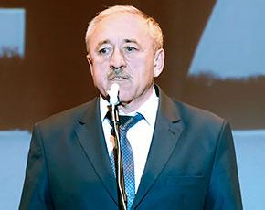 Изюмский городской голова Александр Божков