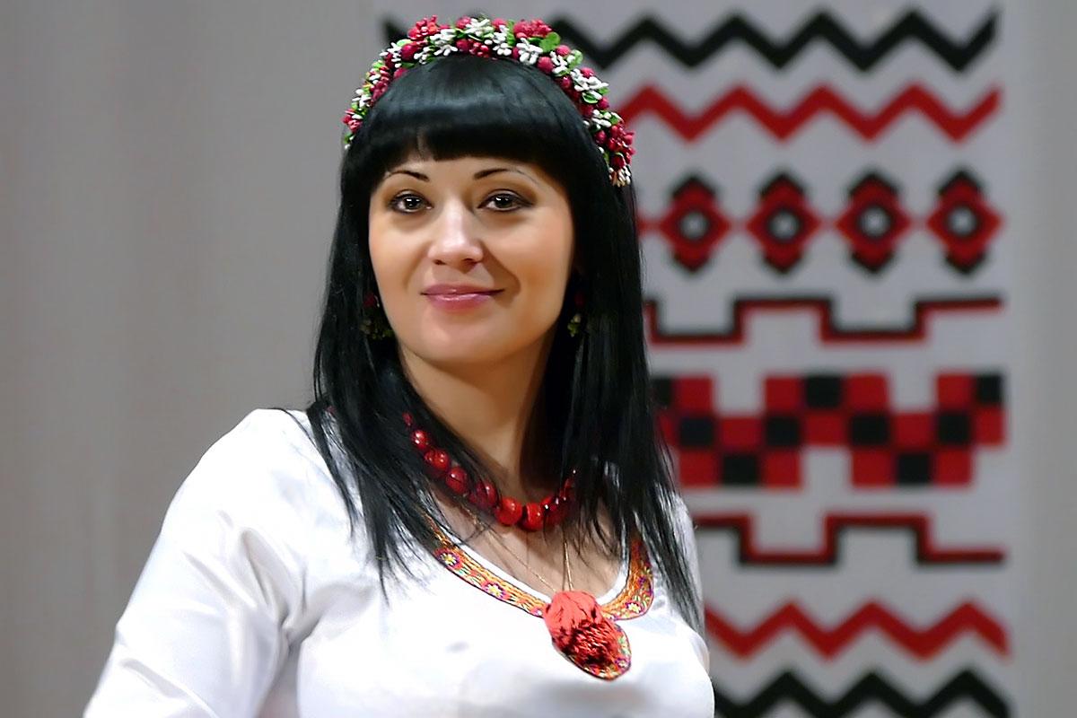 Руководитель вокального коллектива «М-Стиль» Митилева Людмила Сергеевна