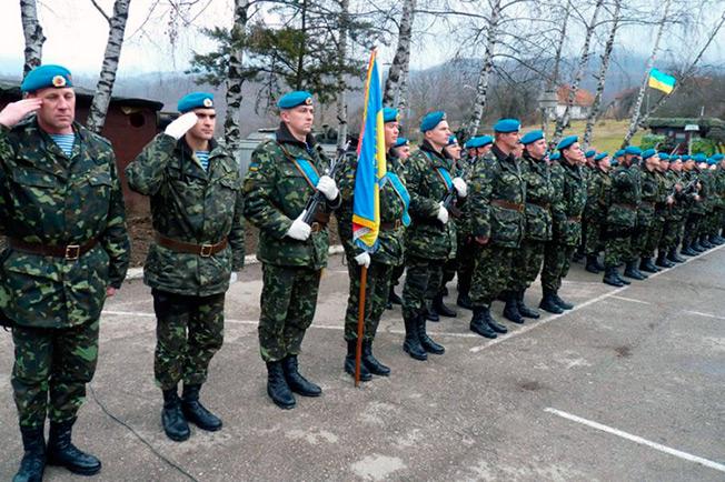 Осенью 2015 года с Харьковской области призовут в ВС Украины 648 человек.