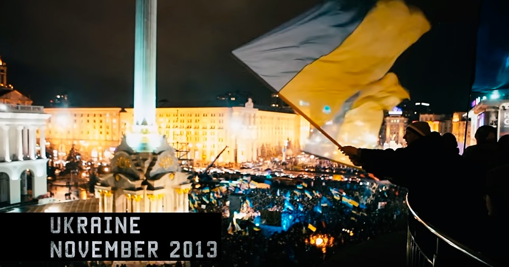 «Зима в огне: Борьба Украины за свободу» - документальный фильм
