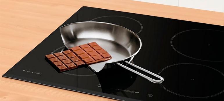 Можно использовать чугунную сковороду на индукционной плите