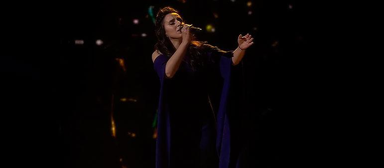 Джамала, Украина — победитель «Евровидения-2016»