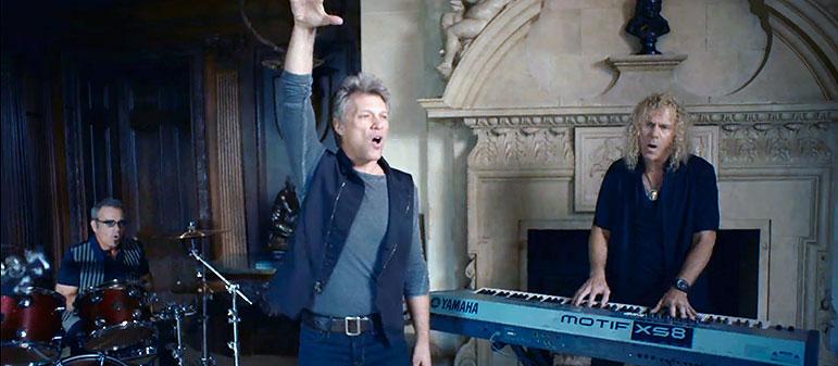 И снова Bon Jovi