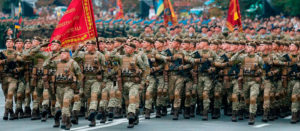 Военный парад к 25-летию Независимости Украины [видео HD - полная версия]