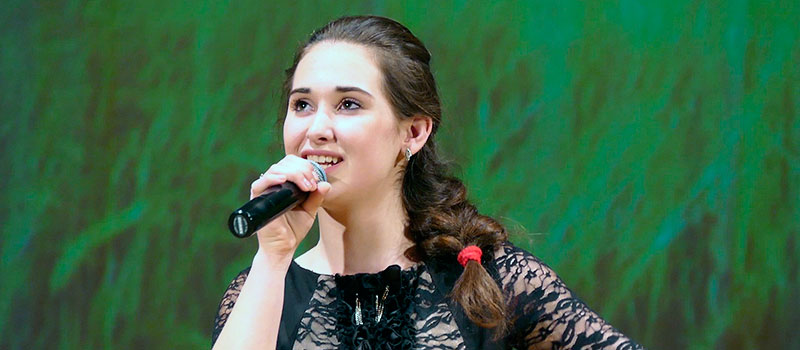 Изюм музыкальный — «Україна — Це Ти»