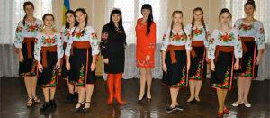 Новые костюмы для Дворцов культуры Изюма