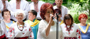 Валентина Николаевна Лисаченко - с Днем Рождения
