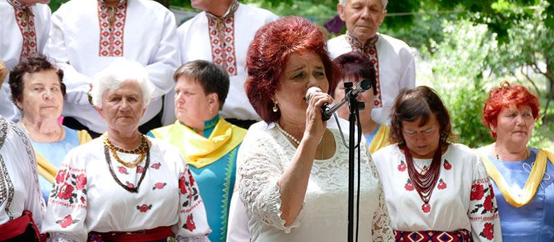 Валентина Николаевна Лисаченко — с Днем Рождения