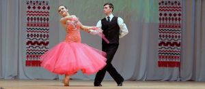 Татьяна Коротченко и Вячеслав Соколов - бальные танцы