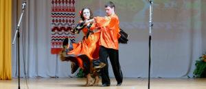 Татьяна Коротченко и Вячеслав Соколов - «Циганський Танок»