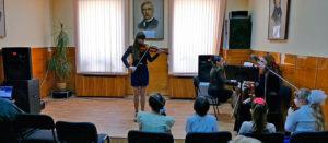 Вероника Подолянник — «Мелодія» & «Гуцулка»