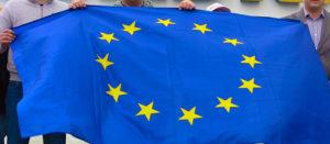 Автопробег в день Европы