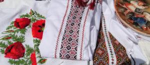 Флешмоб вышиванок в Изюме 2017