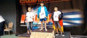 Изюмчане — Чемпионы мира по кикбоксингу!