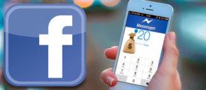 Украинцы могут переводить деньги в Facebook