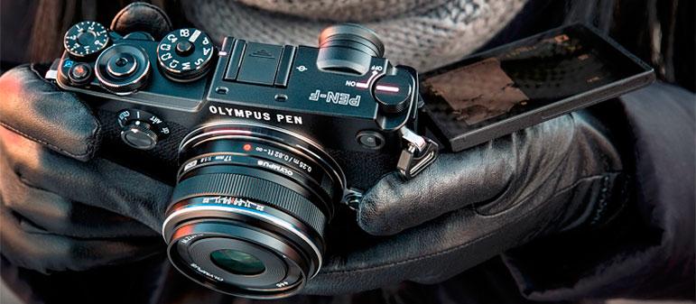 Выбираем беззеркальный фотоаппарат