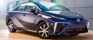 Toyota анонсировала электромобиль с зарядкой за несколько минут