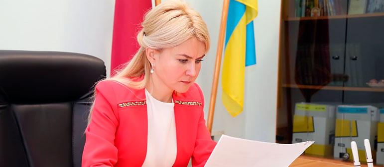 Рейтинг глав ОГА возглавляет глава Харьковской облгосадминистрации Юлия Светличная