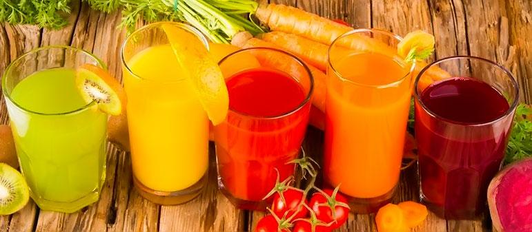 Вред и польза соков