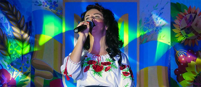 День Независимости в Изюме 2017 — концерт