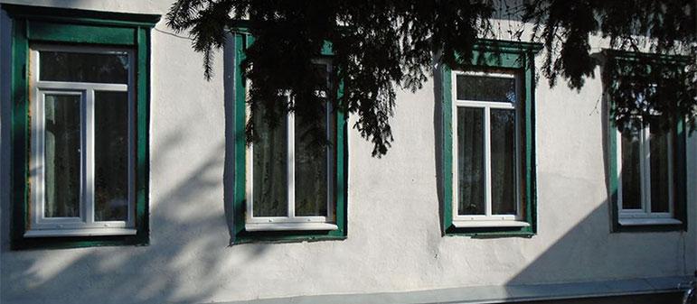 В Терцентре Изюма установили пластиковые окна на 90 тыс. гривен