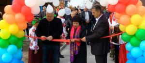 Виктор Остапчук и Любовь Шамрай пообещали построить в Капитоловке Дом Культуры