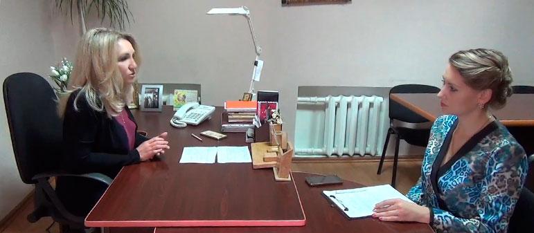 Интервью с начальником управления культуры Еленой Ясновой