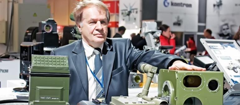Высокая точность изюмских приборов наведения оружия позволяет попасть «в форточку»