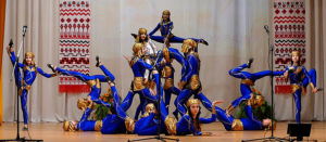 Эстрадно-цирковой коллектив «Чудесники» - «Египет»