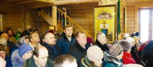 19 января 2018 г. православные изюмчане отметили христианский праздник — Крещение или Богоявление Господне