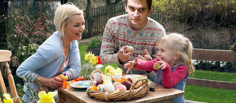 От праздника к празднику — скоро Пасха