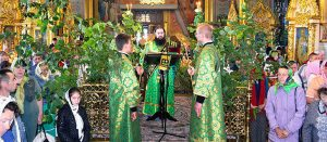 Сегодня православный праздник Троица