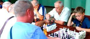 В Изюме состоялся традиционный турнир по быстрым шахматам
