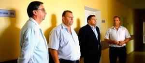 Изюм посетил новый заместитель председателя Харьковской облгосадминистрации [видео]