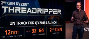 AMD Ryzen Threadripper 2990X скоро поступит в продажу