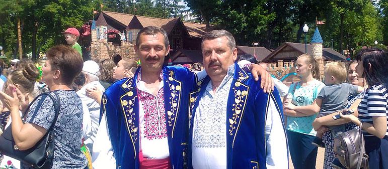 Слобожанские перезвоны 2018 — Изюмский район