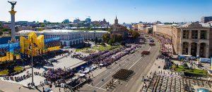 День Независимости Украины. Военный парад 24 августа 2018 года [видео HD]