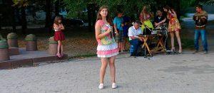 Катя Сухарская - «Ой, как ты мне нравишься»