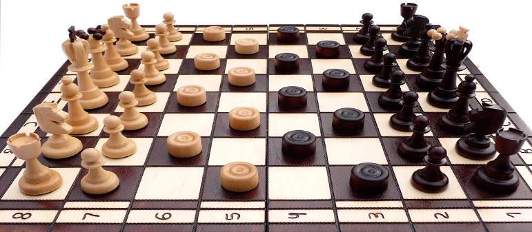 Соревнования по шахматам и шашкам в зачет общегородской Спартакиады