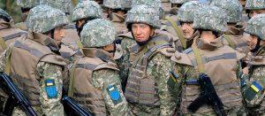 Армия Украины вошла в топ-10 сильнейших в Европе