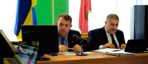 Новый начальник полиции Изюма и бюджет на 2019 год, ограбление отдела землеустройства