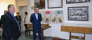 Обновления природной выставки в Изюмском краеведческом музее им. М.В. Сибилева