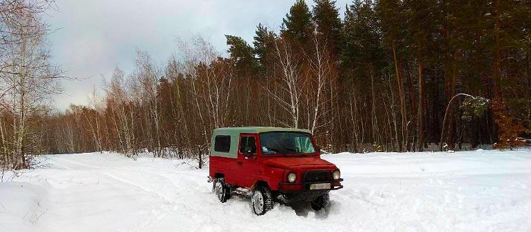 Зима в Изюме прекрасна!