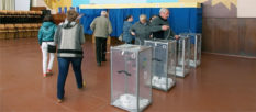 В Изюме выборы Президента Украины прошли без нарушений